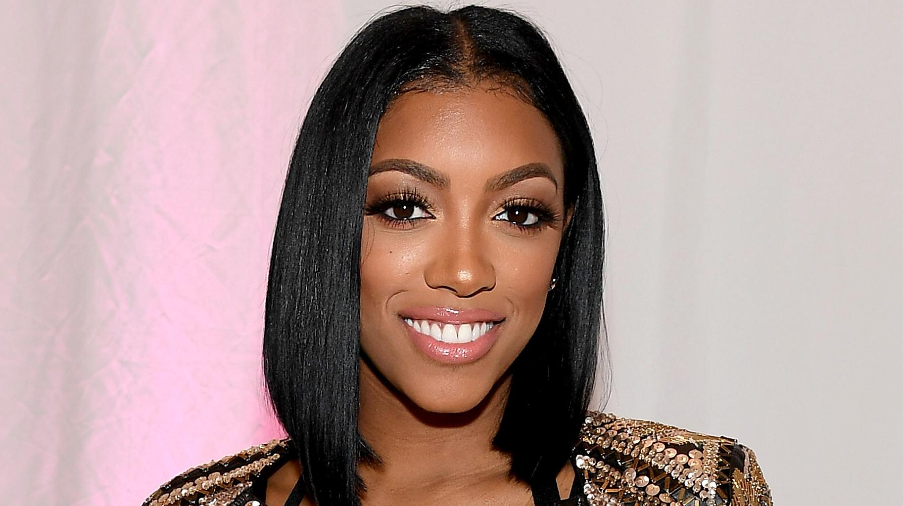 Porsha Williams Opens Up About Why She Chose To Have A Baby With Dennis McKinley And Her Relationship With Her Father