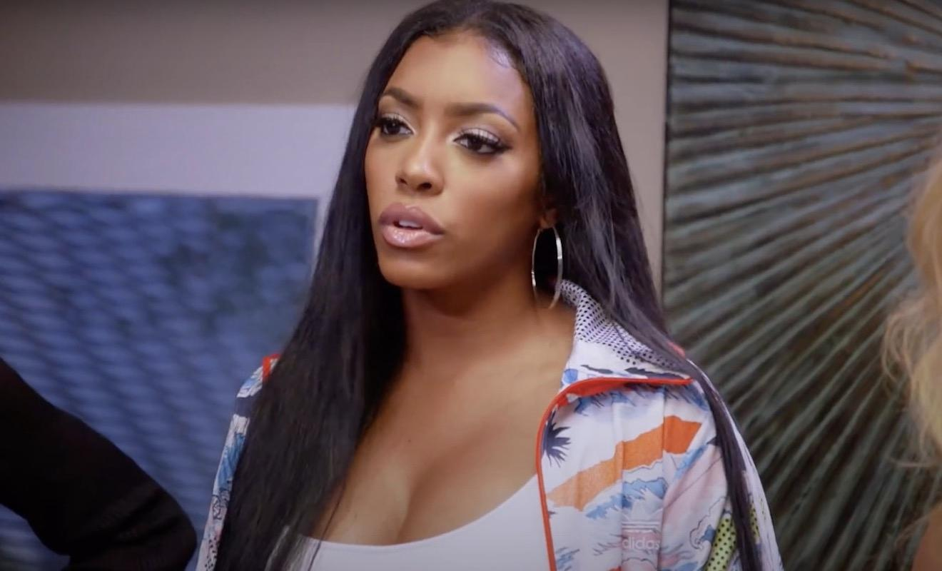 Porsha Williams Continues Her Series Of Voting-Related Posts - Check Out The Clip Featuring Drew Sidora Here