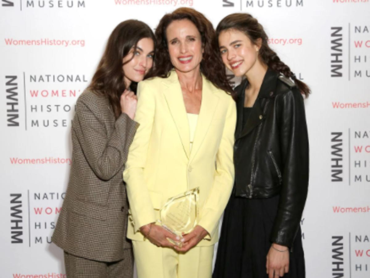 Andie MacDowell Is Keeping A Close Eye On Shia LaBeouf Now That He Is Dating Her Daughter