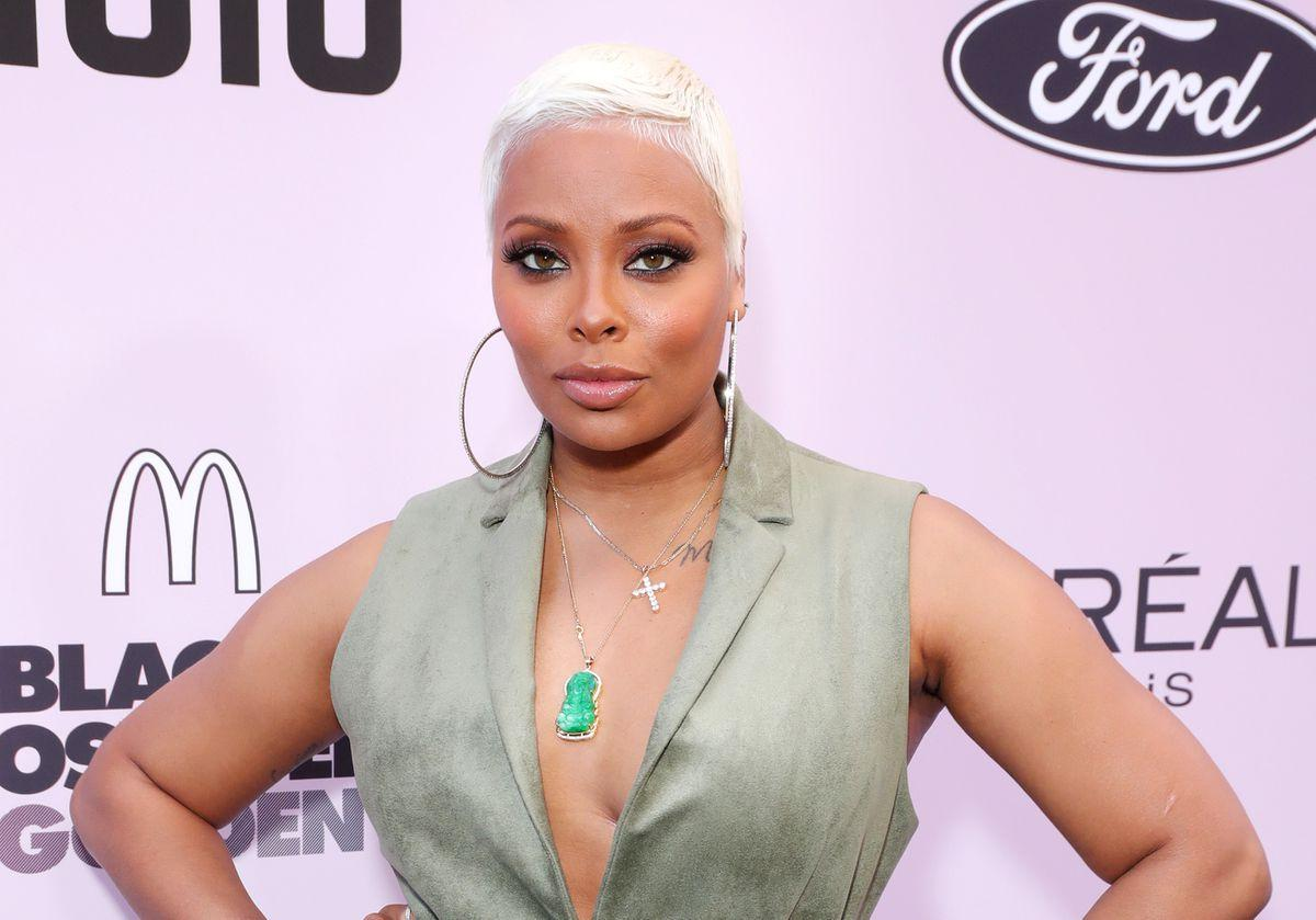 Eva Marcille Shows Love To A CNN Correspondent - See The Heartbreaking Video