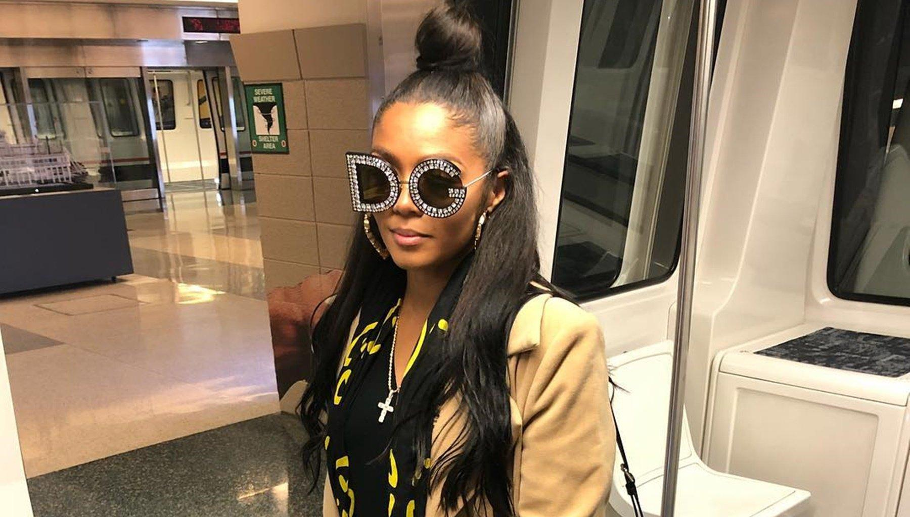 Rasheeda Frost Wore Green For NYE And She Looked Amazing - Check Out Her And Kirk Frost's Clip Here