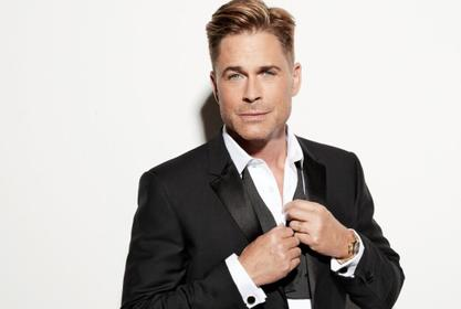 Rob Lowe Responds To The Allegation That He Started The Prince Harry 'Pony-Tail' Rumor