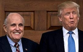 Rudy Giuliani Sued For $1.3 Billion By Dominion Voting Systems For Election Voter Fraud Claims, Vows To Fight Back