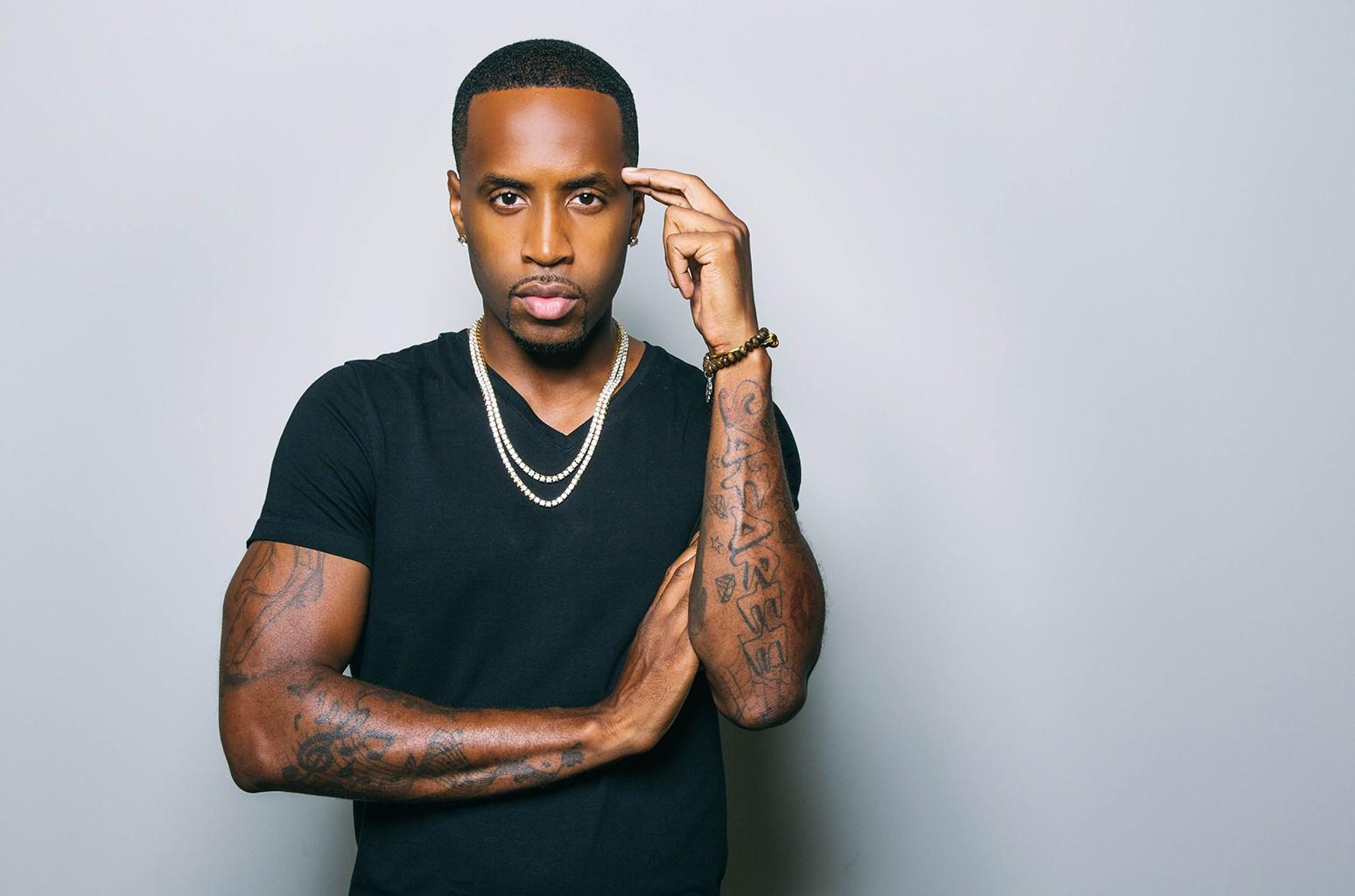 Safaree Has An Important Message For His Fans - Check Out What He's Asking Them