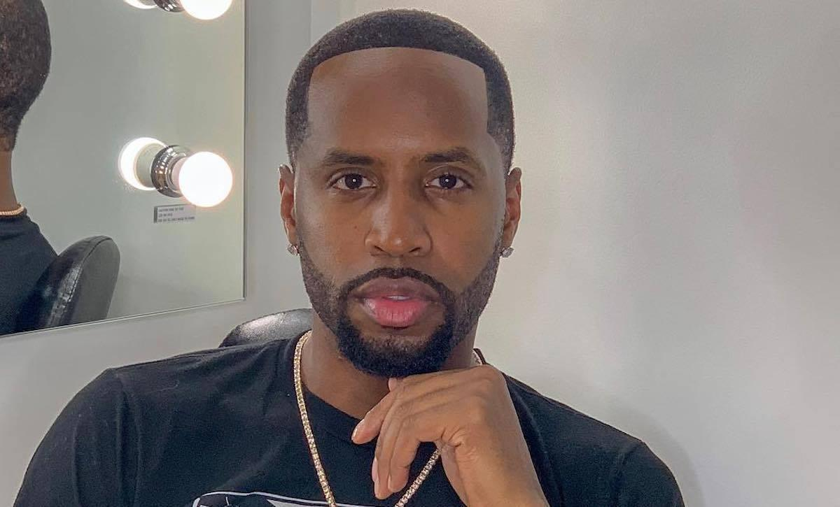 Safaree Publicly Flaunts His Love For Daughter, Safire - See The Sweet Video