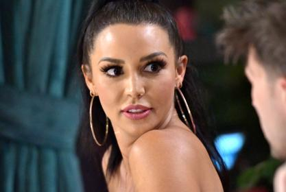 Scheana Shay Reveals Disgusting DM From Hater Who Asked If They Could Push On Her Bump To Kill Her Baby!