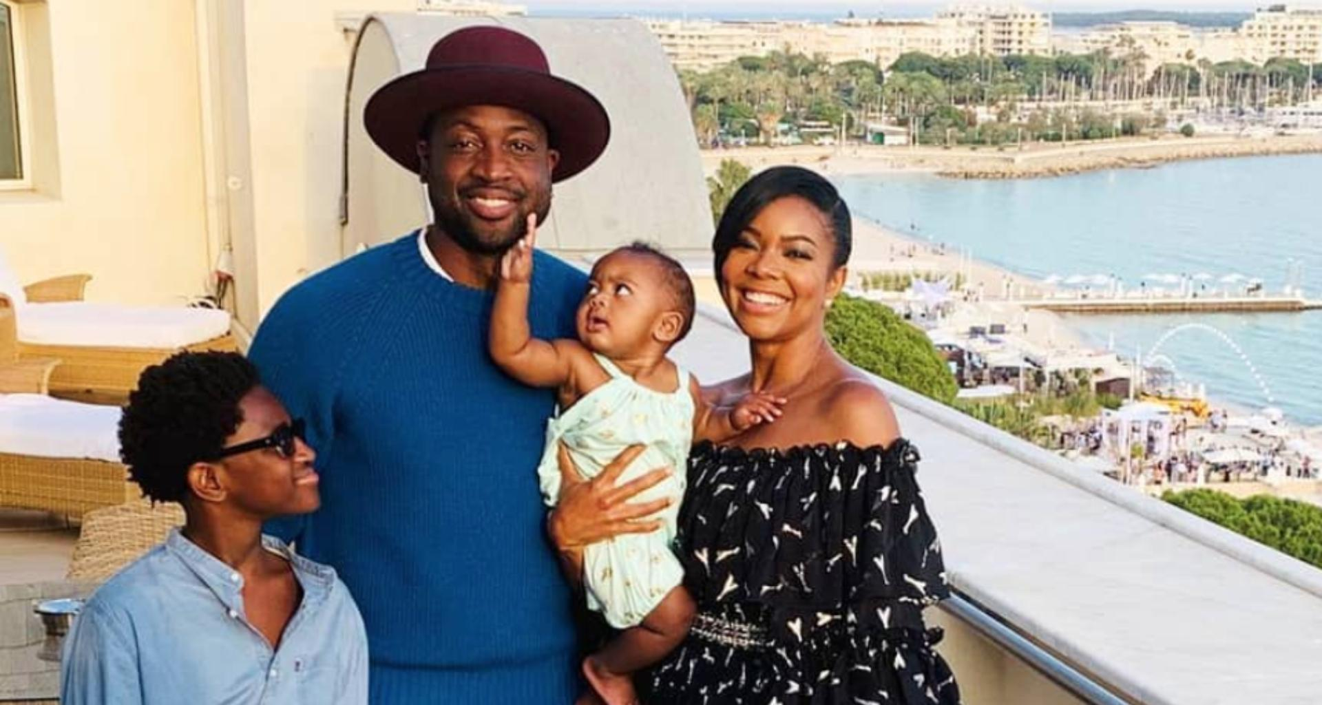 Gabrielle Union Is The Happiest On Her Vacay With Dwyane Wade - See The Gorgeous Photos