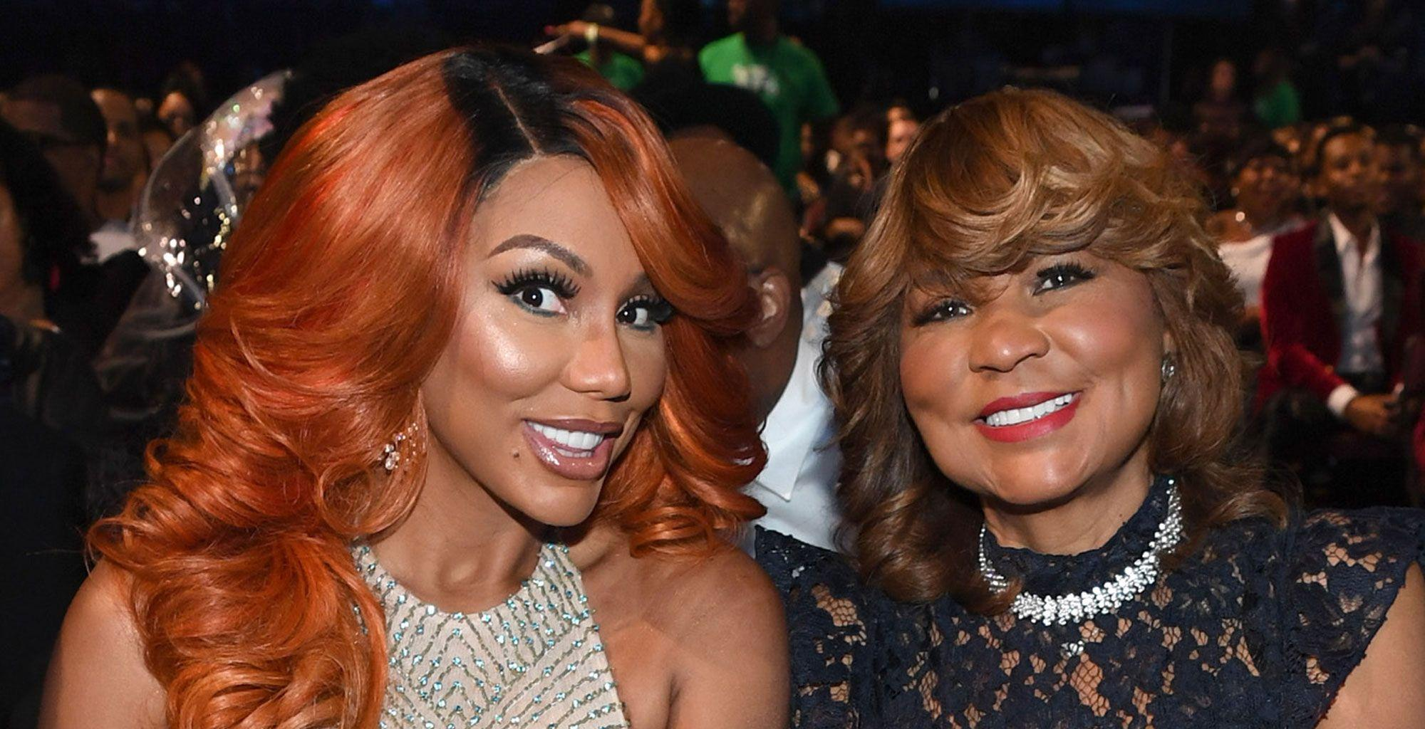 Tamar Braxton Celebrated The Birthday Of Her Mom - See The Clip