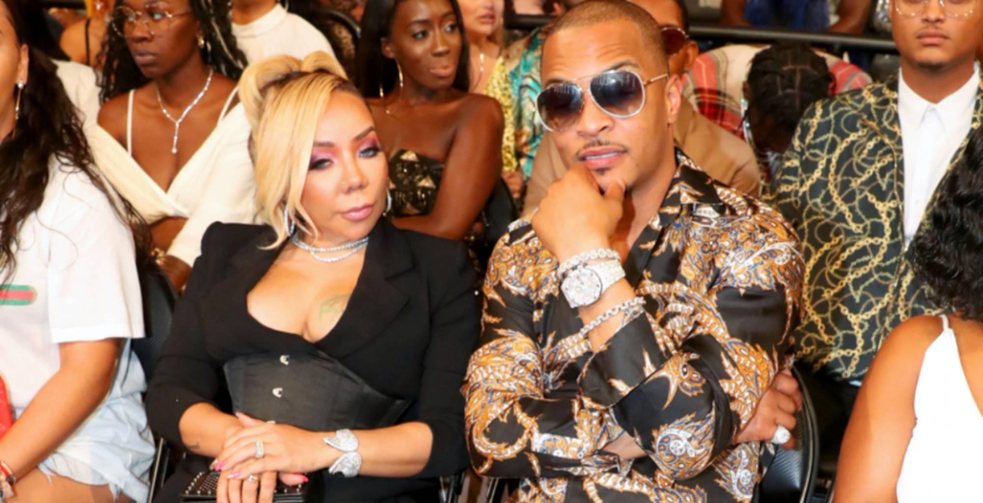 T.I. Has Some Things To Say To Sabrina Peterson - Check Out His Messages