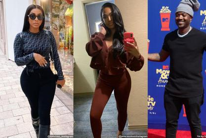 Fans Warn Princess Love Not To Mess With Tommie Lee After She Claims Tommie And Ray J Hooked Up -- Tommie Responds