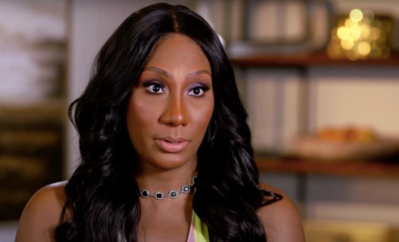 Towanda Braxton Prepared A Surprise For Fans For Valentine's Day - See Her Video