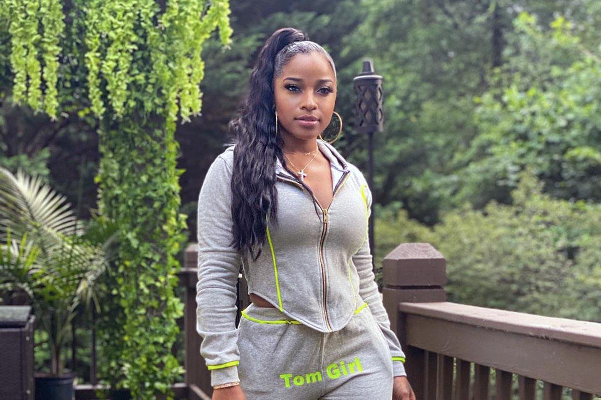 Toya Johnson's Videos With The Family Workout Sessions Make Fans' Day - Check Them Out Here