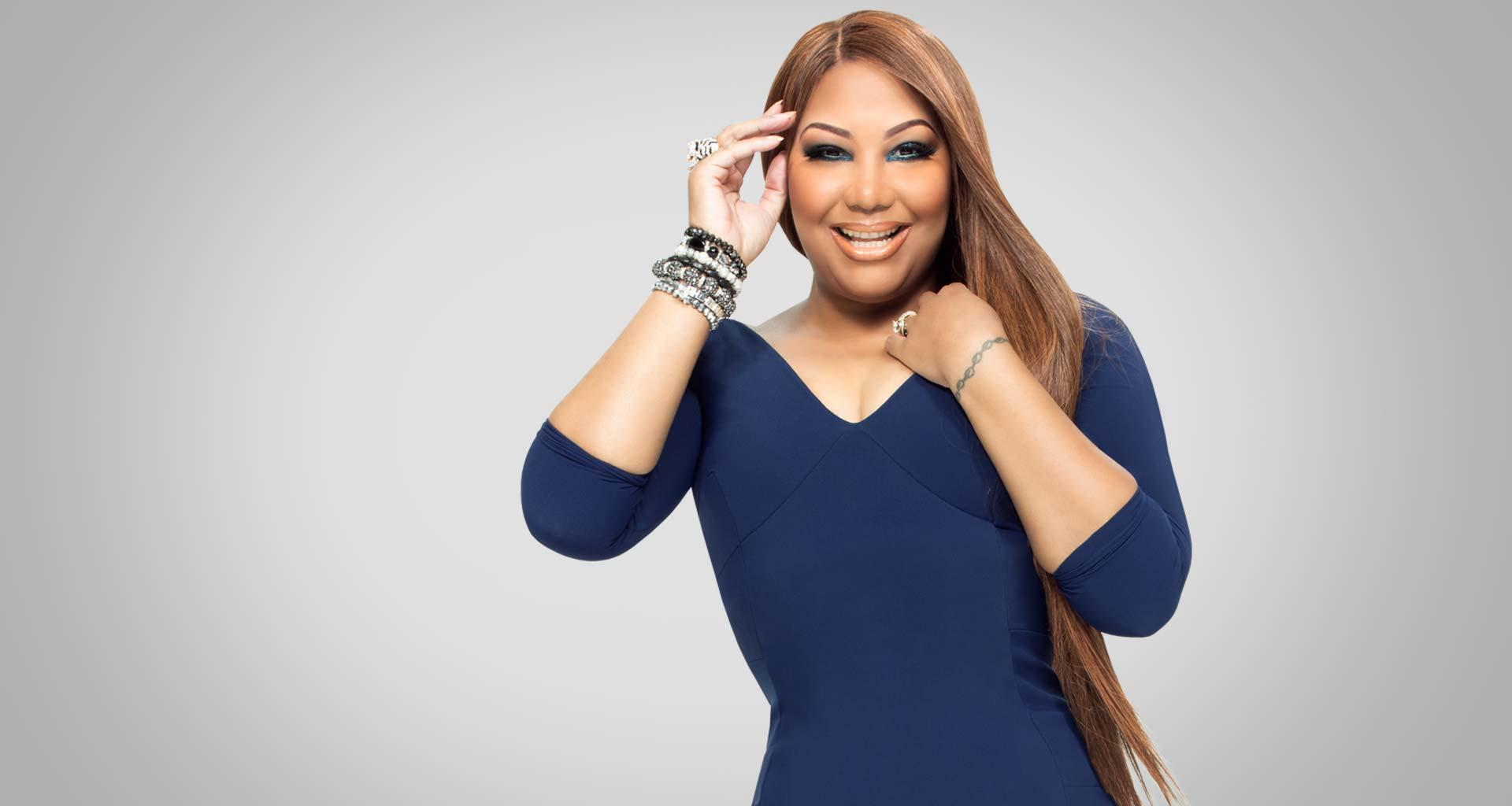 Traci Braxton Announces That Her Twitter Account Was Hacked