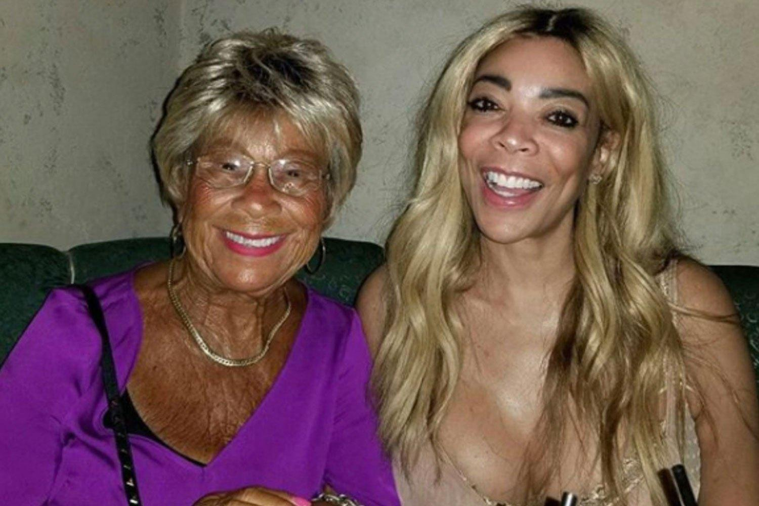 Wendy Williams Exposes Her Brother Tommy For Getting Into A Fistfight At Their Mother's Funeral After He Accused Her Of Skipping The Service!
