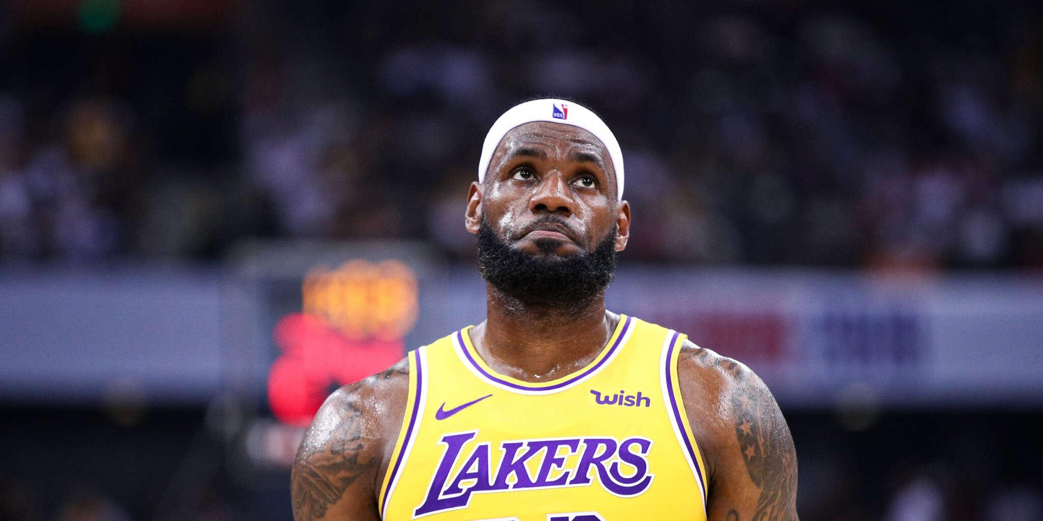 LeBron James Addressed The Recent Incident That Led To Heckler Being Ejected