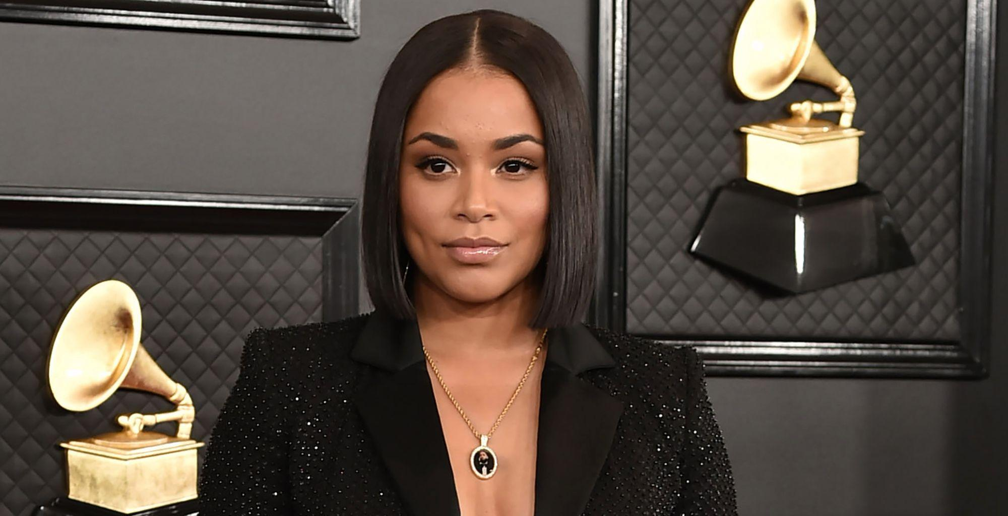 Lauren London Slams Pregnancy Rumors After Publication Falsely Claims She Is Planning A Baby Shower!