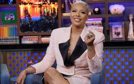 Eva Marcille Praises The Godmother Of Soul - Check Out The Post She Shared