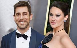 Aaron Rodgers And Shailene Woodley - Inside Their First Valentine's Day After Getting Engaged!