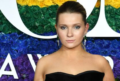 Abigail Breslin's Dad Passes Away After Fighting COVID-19 - Check Out Her Emotional Tribute!