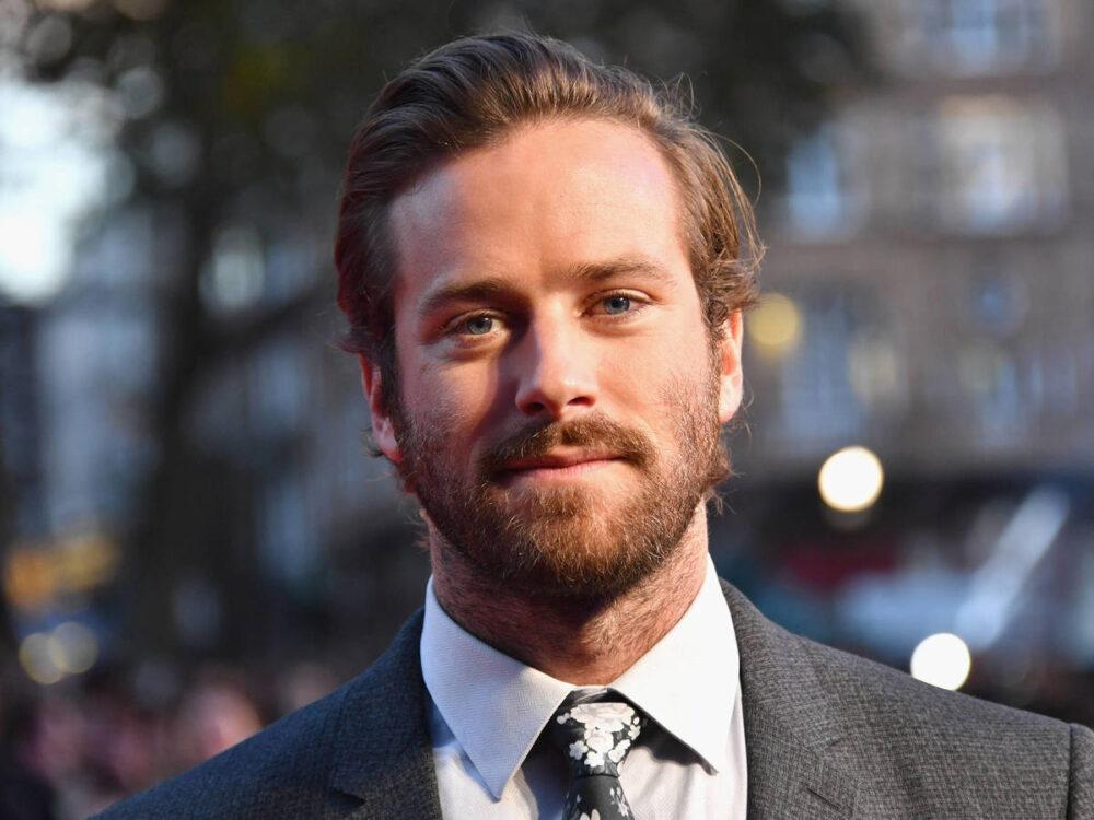 Creators Of New Movie Crisis Worry That Armie Hammer's Co-Starring Role In The Film Will Cause Problems
