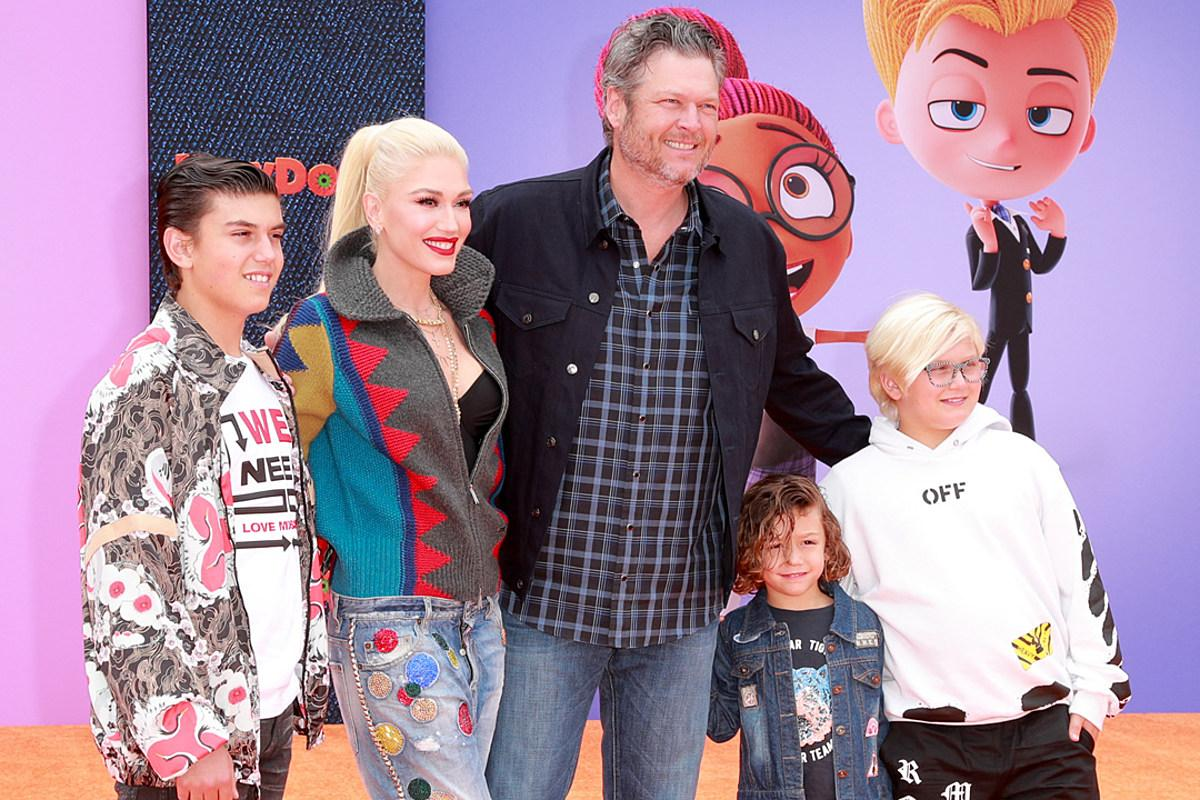 Blake Shelton Says He 'Can't Imagine' His Life Without Gwen Stefani's Boys - Opens Up About His Role As A Stepfather
