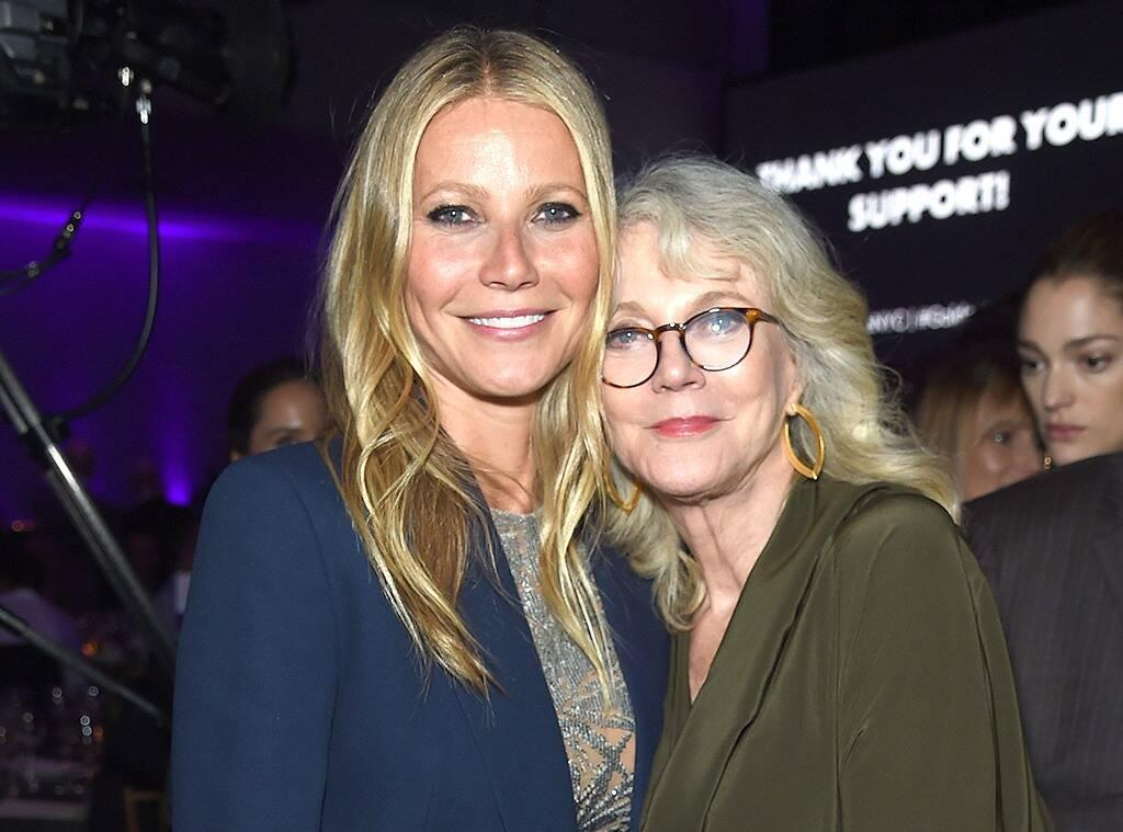 Gwyneth Paltrow Pays Sweet Tribute To Famous Mom Blythe Danner On Her 78th Birthday!