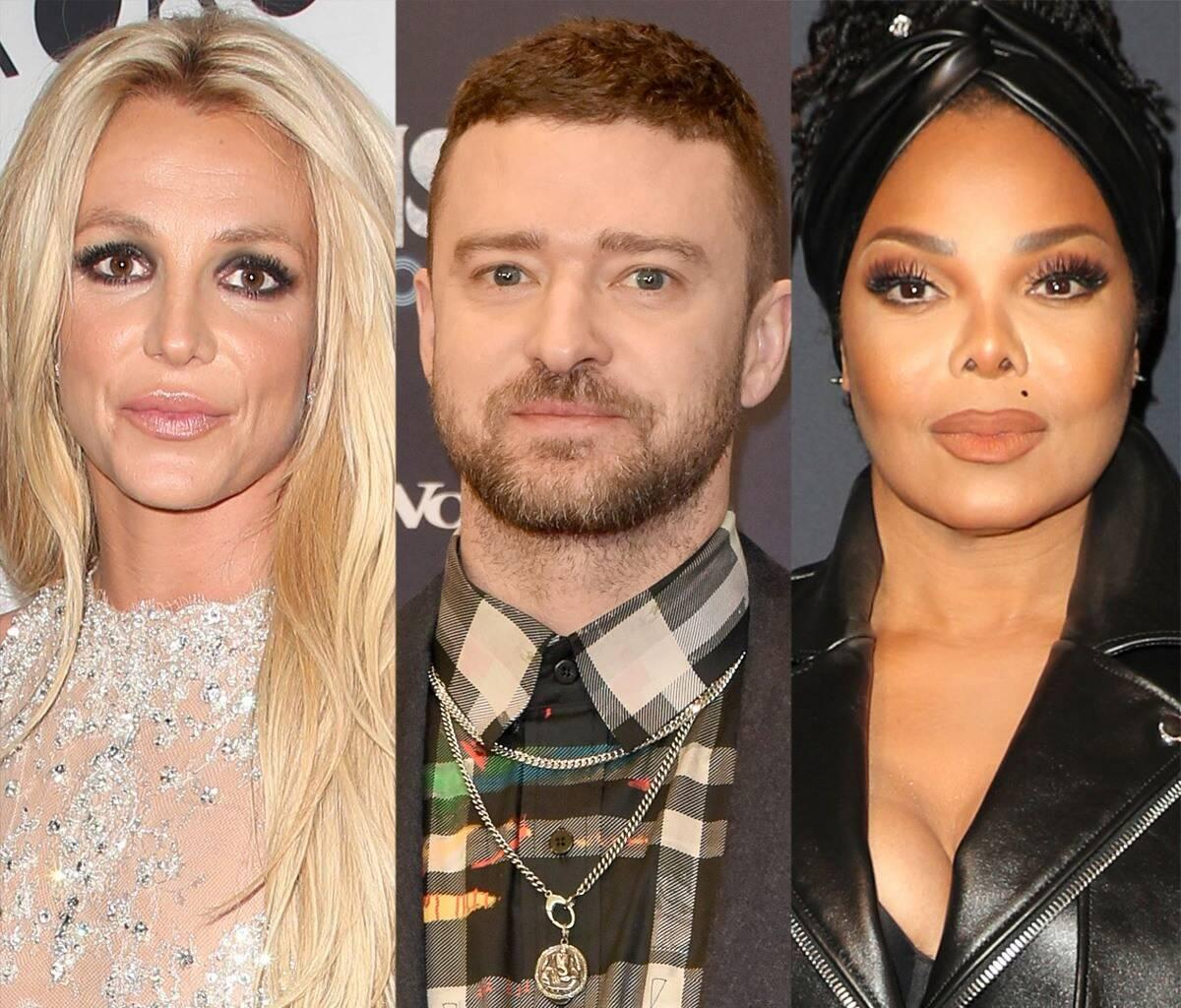 Justin Timberlake - Here's Why He Felt Like He Needed To Finally Apologize To Britney Spears And Janet Jackson!