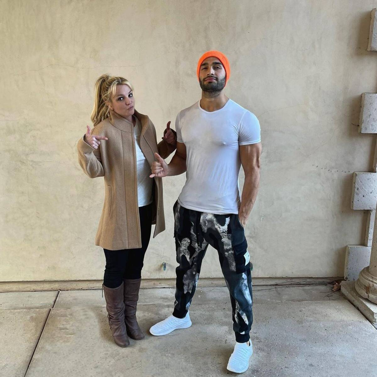 Britney Spears Is Reportedly Super Happy With Sam Asghari - Here's Why!    Celebrity Insider