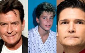 Charlie Sheen Hits Rock Bottom After Corey Feldman Alleges The Actor Raped Corey Haim