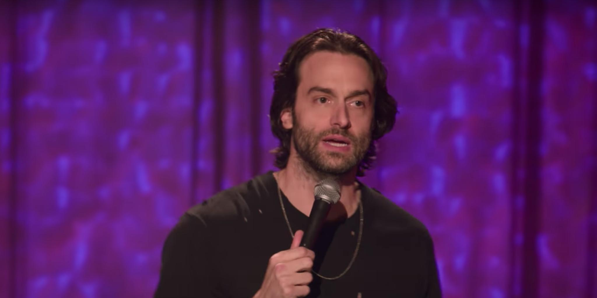Chris D'elia Returns In Youtube Video After Sexual Harassment Allegations