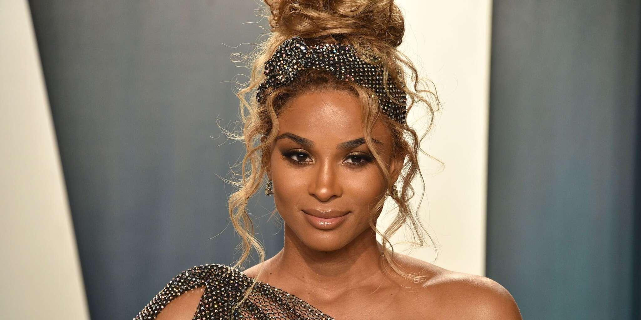 Ciara Reveals She Is 18 Pounds Away From Her Ideal Weight 7 Months After Welcoming Son Win But Still 'Embracing' Her Curves!