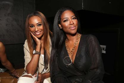 Cynthia Bailey Says RHOA Co-Star Kenya Moore 'Inspired' Her To Lose Some Weight After Gaining It In Quarantine!
