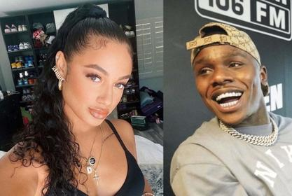 DaBaby and Dani Leigh Are Over Already A New TikTok Reveals