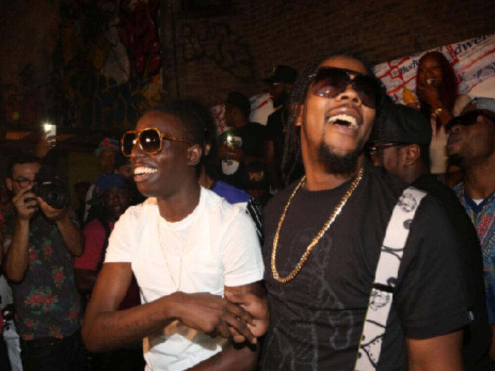 Bobby Shmurda And Rowdy Rebel Hang Out For The 1st Time In Years After Their Release From Prison