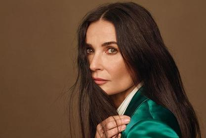 Demi Moore Displays New Look But Some Say She's Going Too Far