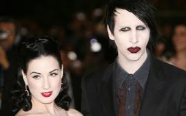 Marilyn Manson's Ex-Wife Dita Von Teese Speaks Out Amid His Abuse Scandal - Claims She Did NOT Have The Same 'Experience'