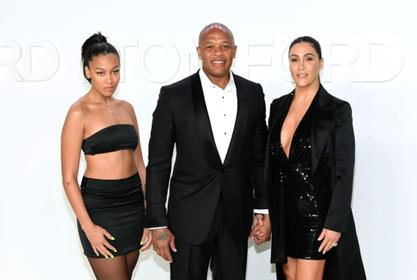 Nicole Young Is Reportedly Worried That Dre's Mistresses And Friends Will Ruin Her Left-Over Luxury Items Like Fur Coats And More