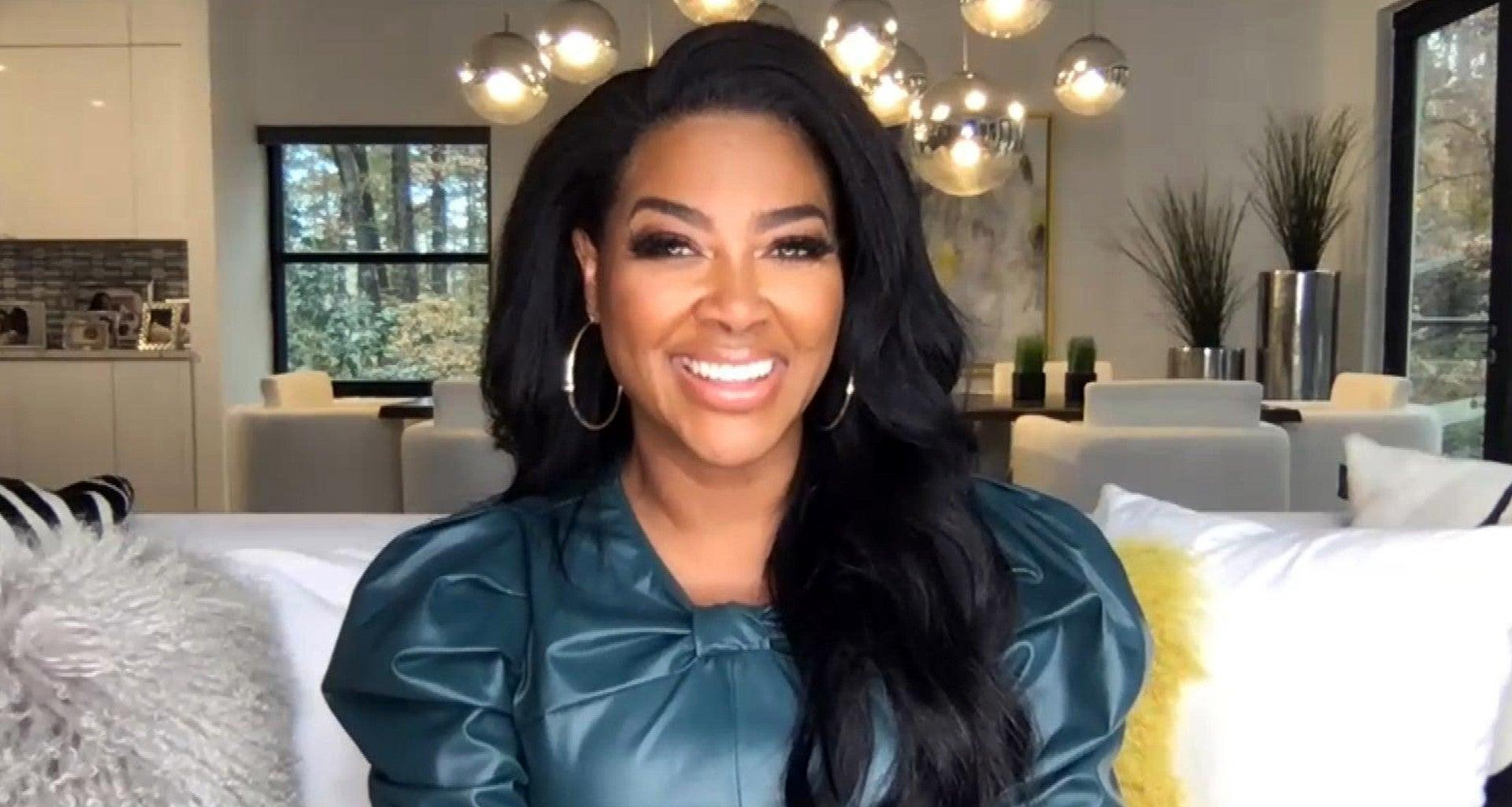 Kenya Moore Shares Some Throwback RHOA Confessionals And Takes Fans Down The Memory Lane