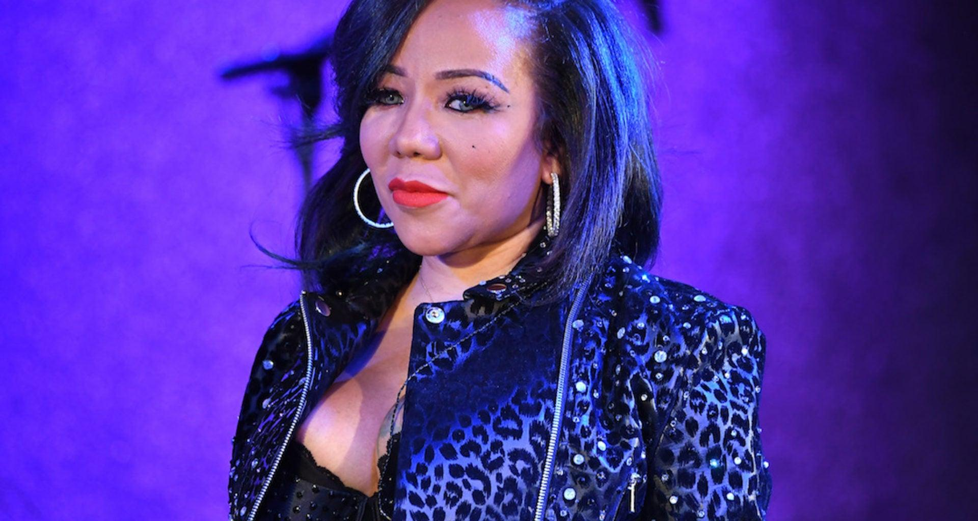 Tiny Harris Is Proud Of Her Smart Daughter, Heiress Harris - See The Clip She Posted