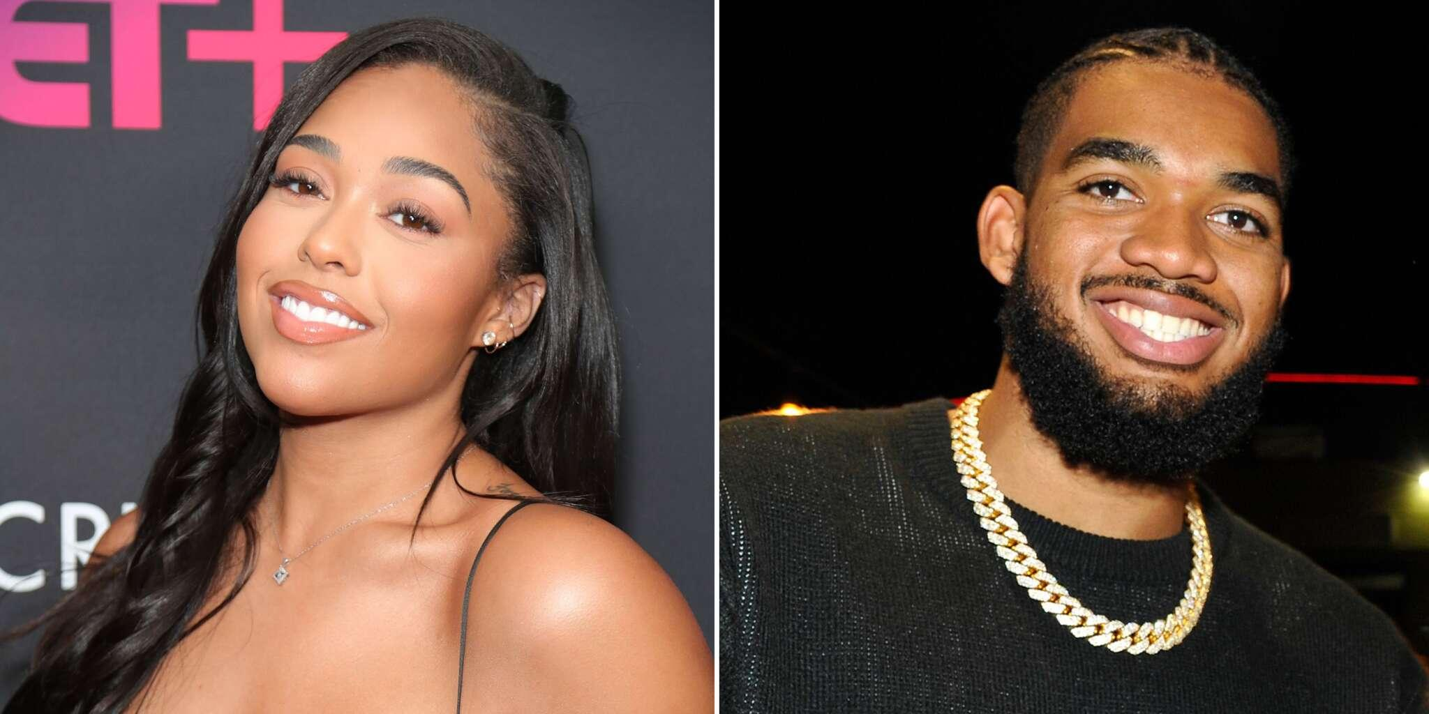 Karl-Anthony Towns Reportedly Already Sure He Wants To Marry Jordyn Woods!