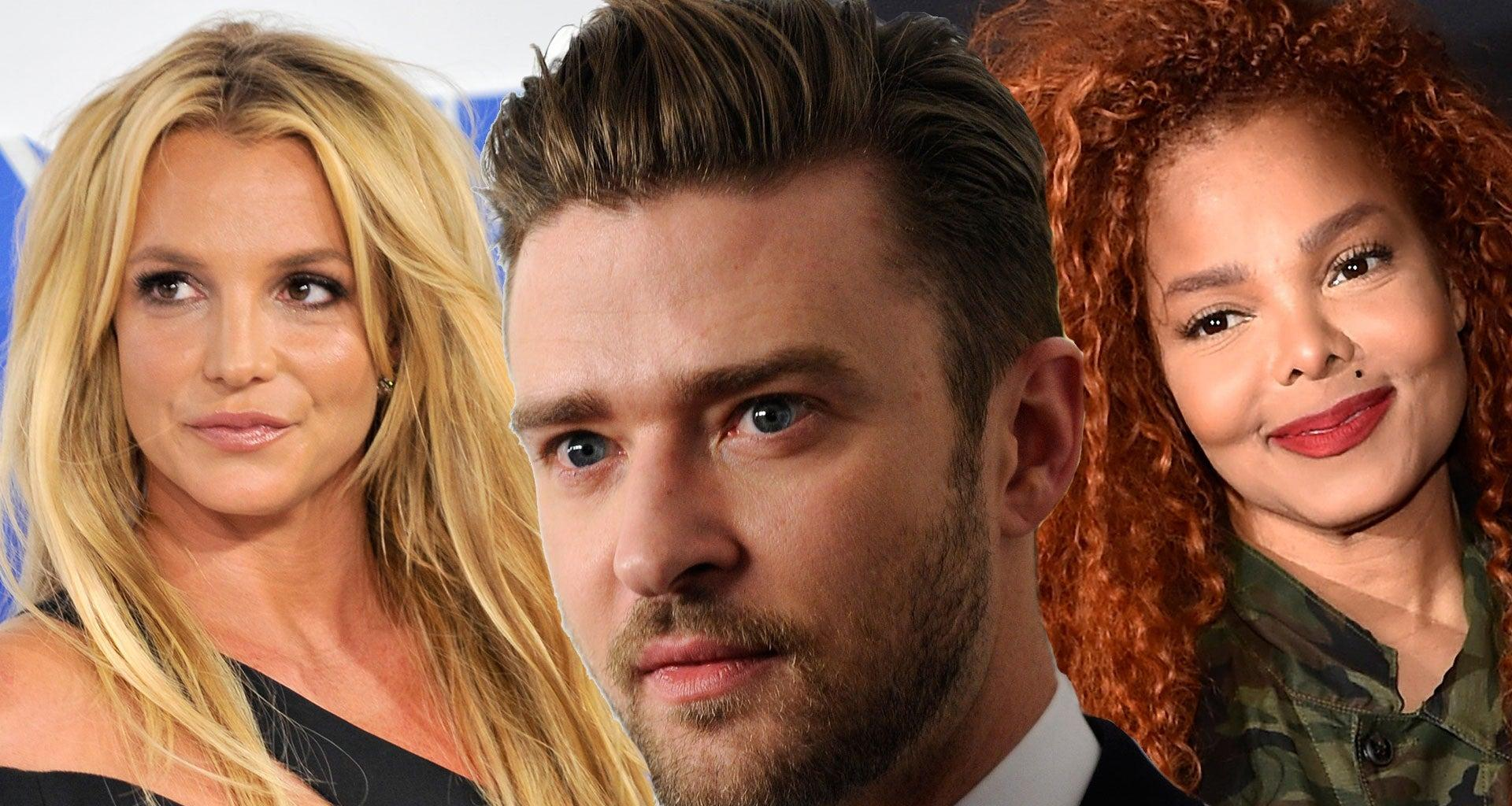 Justin Timberlake Apologizes To Britney Spears And Janet Jackson After Facing Backlash -- Is It Too Late?