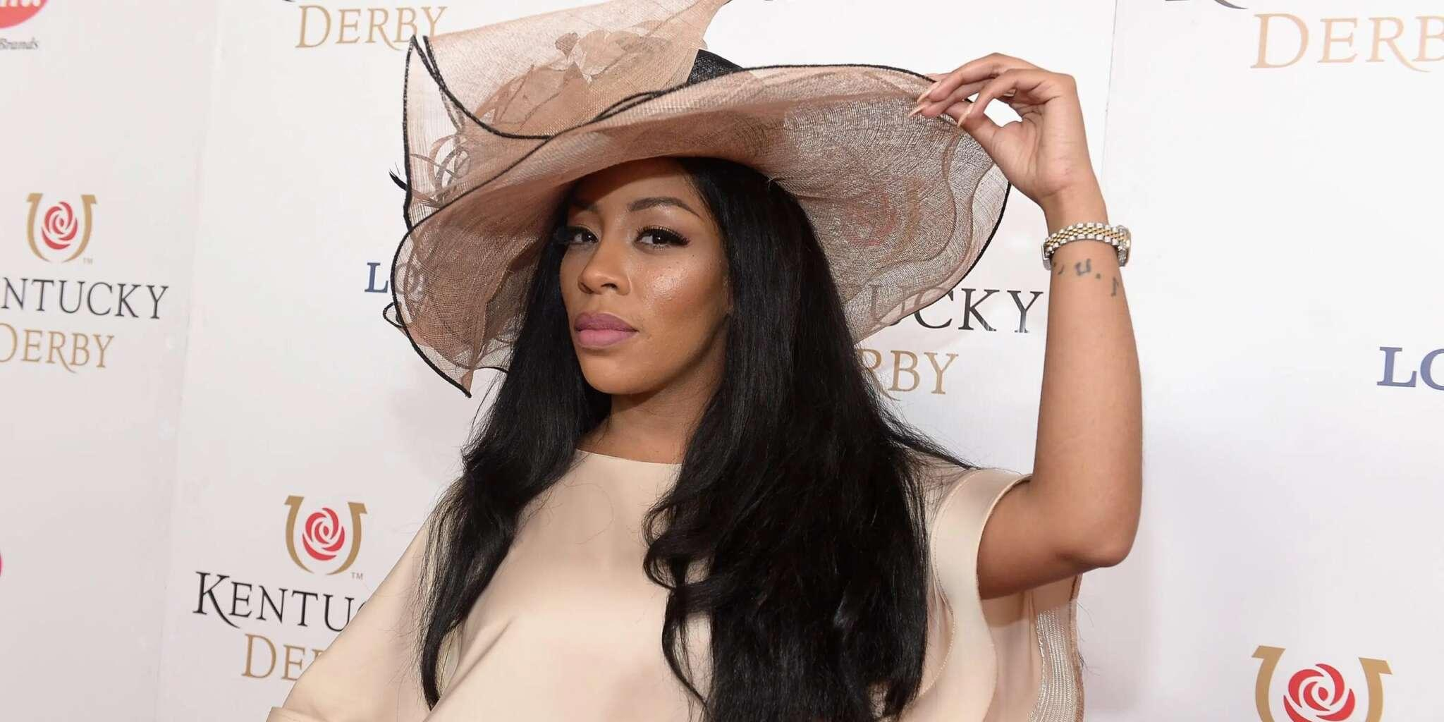 K. Michelle Explains Shocking Accident On Instagram Live -- Wants To Save Other Women's Lives By Sharing Her Story