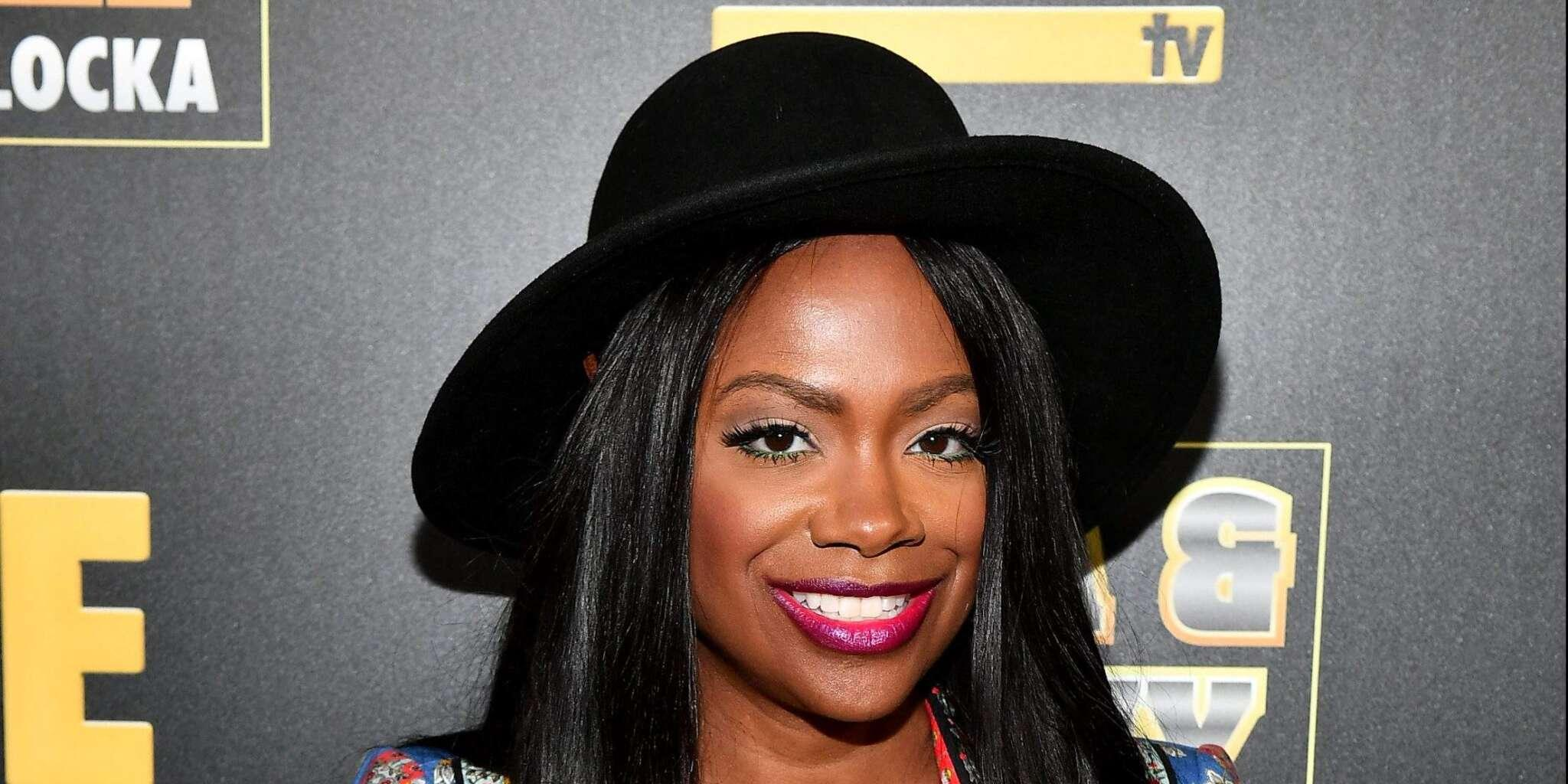 Kandi Burruss Shares Another Hilarious Clip Featuring Her And Todd Tucker's Son