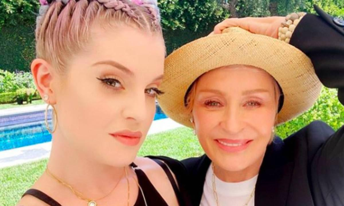 Sharon Osbourne Says She Is Really 'Proud' Of Daughter Kelly After She Dropped 85 Pounds - Here's Why!