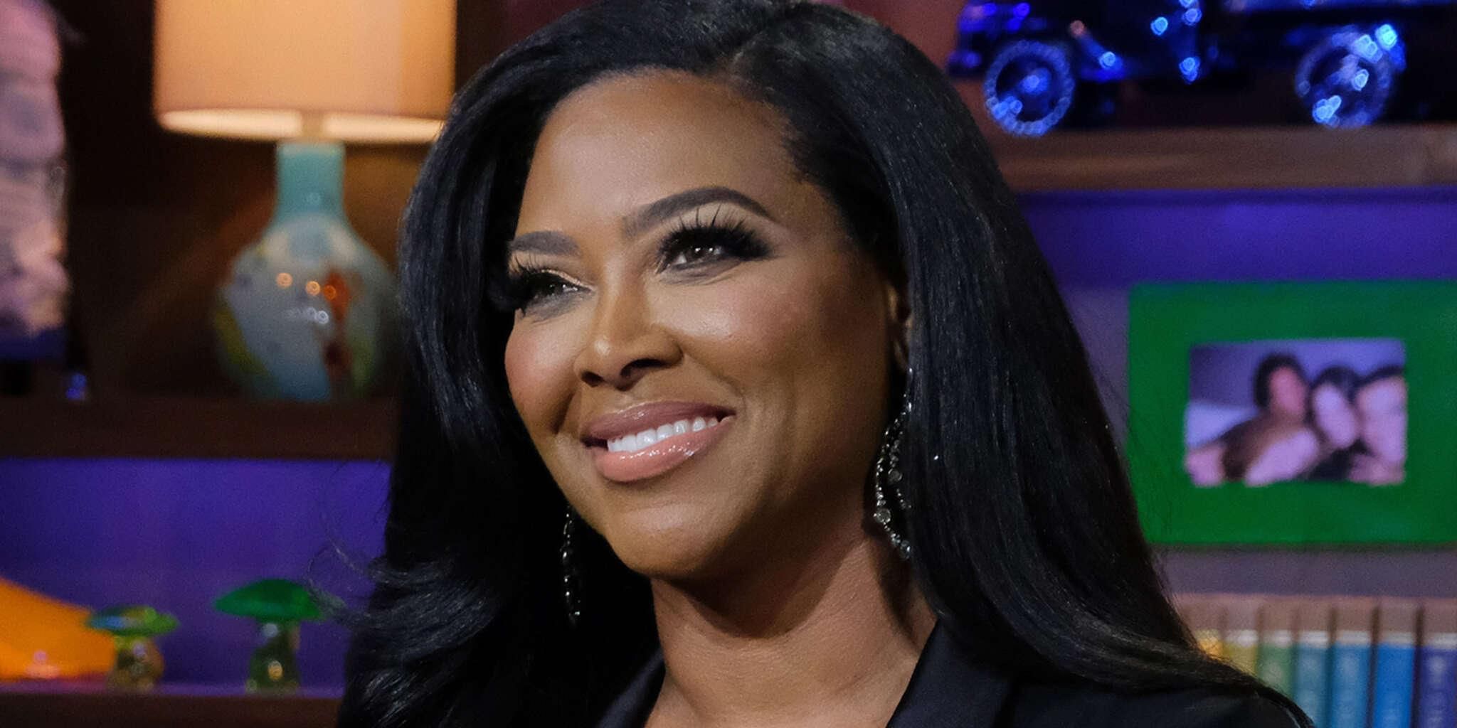Kenya Moore Flexes For The 'Gram And Fans Are Right Here For It - See Her Juicy Photo