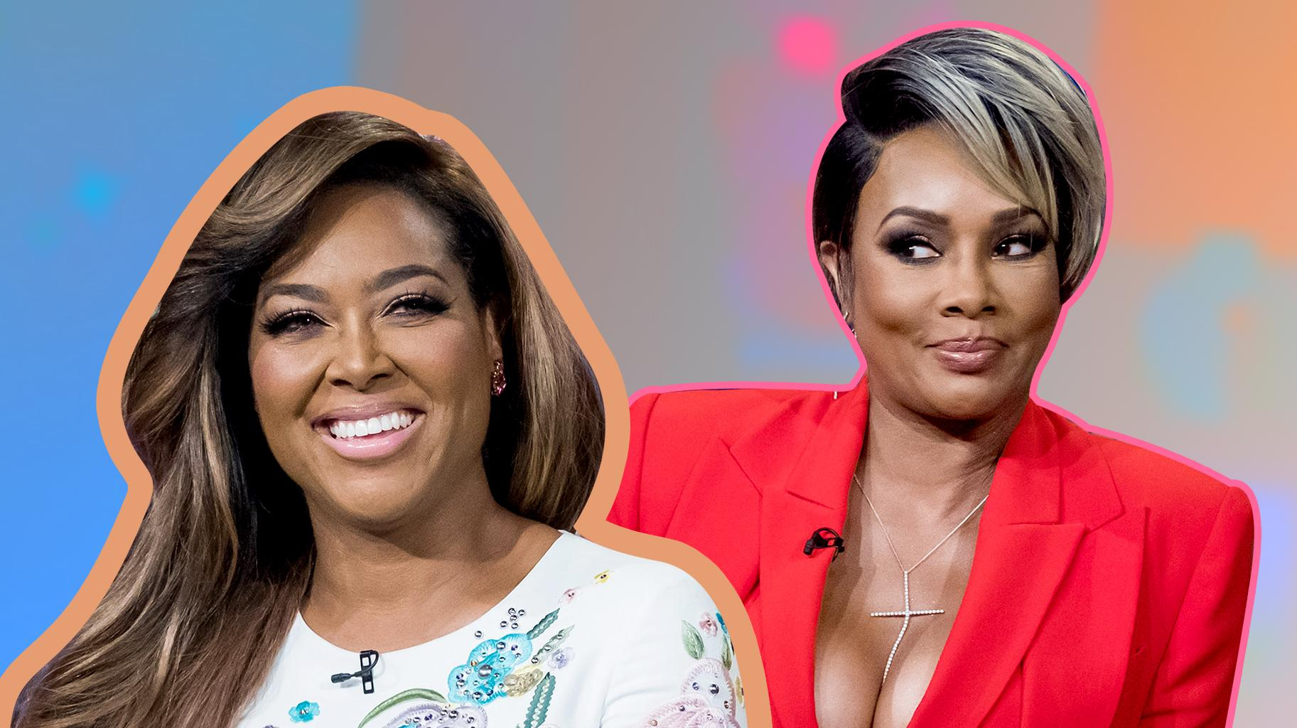 Vivica A. Fox Invites Kenya Moore On Her Podcast To Discuss Their Beef After The 'RHOA' Star Apologizes