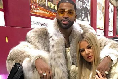 KUWTK: Khloe Kardashian And Tristan Thompson Are Committed And In Love After Getting Back Together, Source Claims!