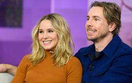 Kristen Bell Claps Back At Critic Who Suggests She And Husband Dax Shepard 'Can't Stand Each Other!'