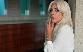 Lady Gaga Embraces Her Italian Roots With Brunette Hair As She Strolls The Streets Of Rome