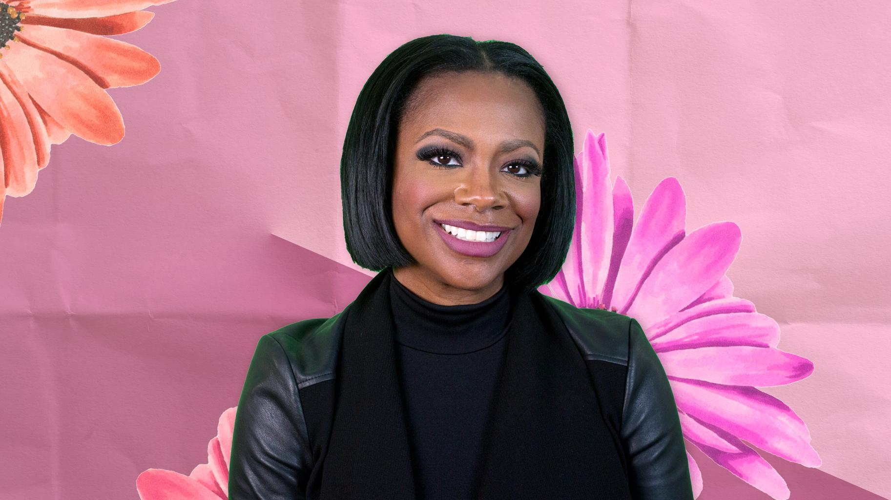 Kandi Burruss Shows Off Her Relax And Chill Mode Outfit - See It Here